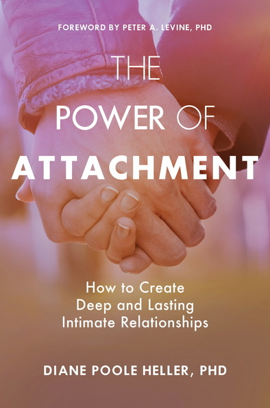 Power of Attachment Book Cover