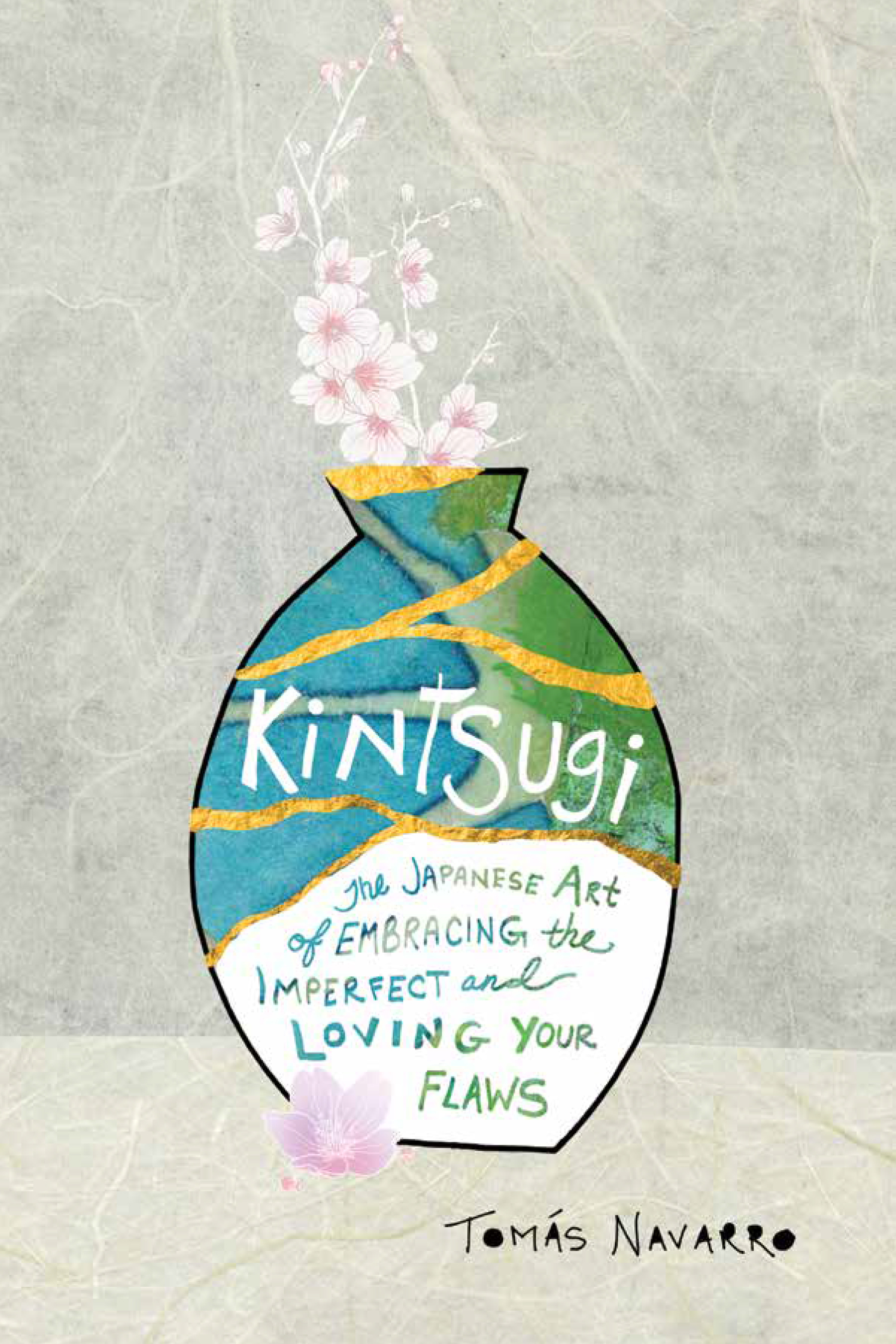 Kintsugi Book Cover