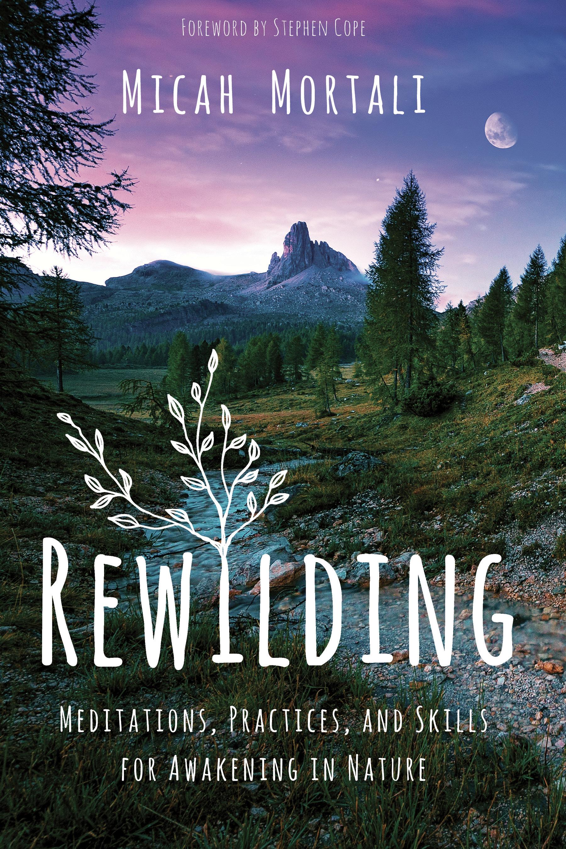Rewilding Book Cover