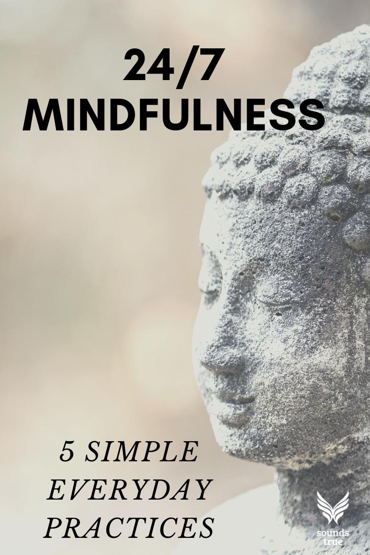 Pin It! 24/7 Mindfulness, Gary Gach