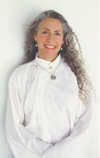 Lama Tsomo Author Photo