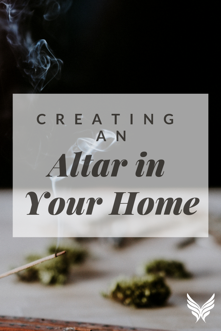 Creating An Altar in Your Home Sounds True Blog